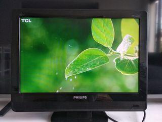 TV Philips HD + SOPORTE DE PARED