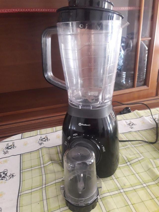 Batidora de vaso y trituradora de hielo