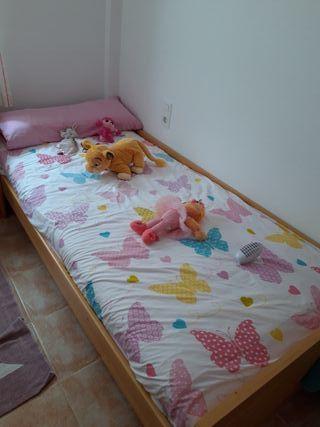Cama individual - Canapé cama de 90