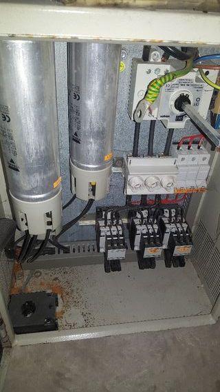 Batería de condensadores