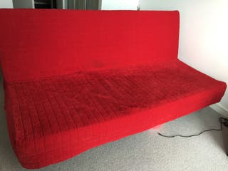 Sofabed IKEA.