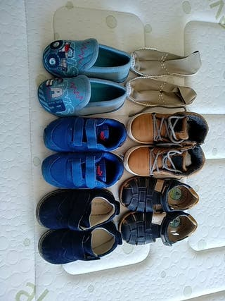 zapatos varios numeros