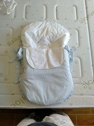 saco maxicosi 0+