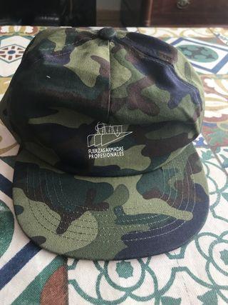 Gorra militar ejército