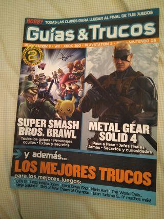 Guía Super Smash Bros. Brawl Metal Gear Solid 4