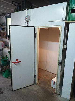 cámara frigorífica de paneles