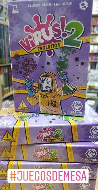 virus 2 juego de mesa