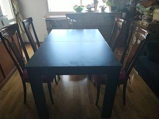 Mesa para comedor, sillas aparte