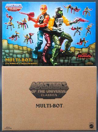 Multi-bot MOTUC