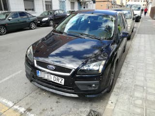 Ford Focus 2005 136cv 2.0 tdci ¡¡ACCIDENTADO!!