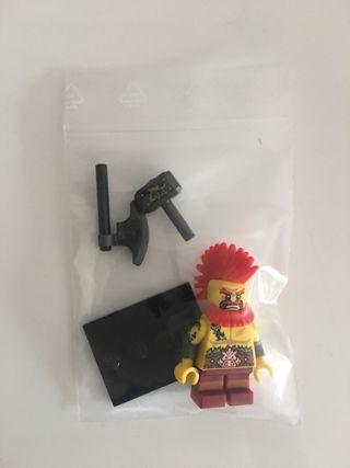 Lego Minifigura serie 17 numero 10 enano