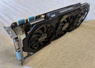 GIGABYTE Nvidia GTX 970 Windforce 3 OC (4GB)