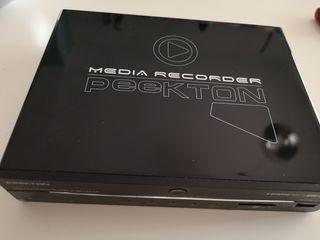 Disco duro externo multimedia 1.25TB