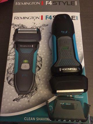 Afeitadora waterproof Remington . Nueva