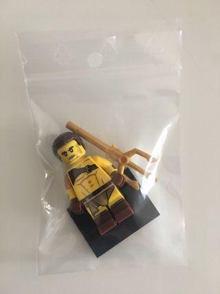 Lego Minifigura serie 17 numero 8 gladiador