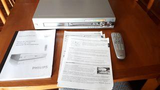 DVD grabador philips HDRW 720/00
