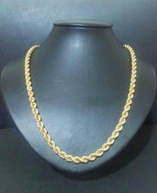 Cordón de Oro 18 quilates