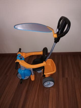 Triciclo baby plus Feber