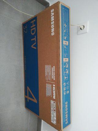 televisión Samsung 32 pulgadas nueva sin uso