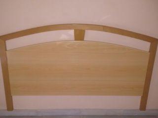 Cabecero de madera 1'35