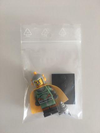Lego Minifigura serie 17 numero 11 cosmico