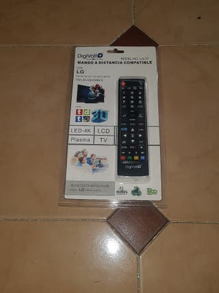 mando distancia TV LG