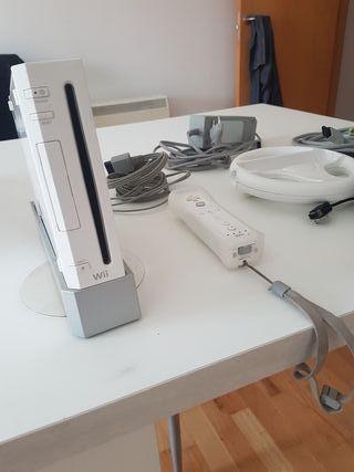 Nintendo Wii Blanca