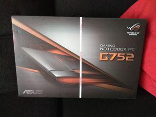 portatil gaming asus rog G752