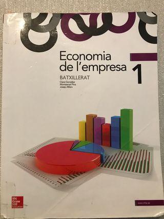 Libro de economía de l'empresa