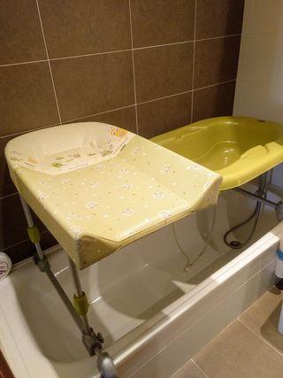 Bañera cambiador de BREVI