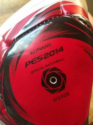 Balón Oficial PES 2014 Official Matchball 573 FCS