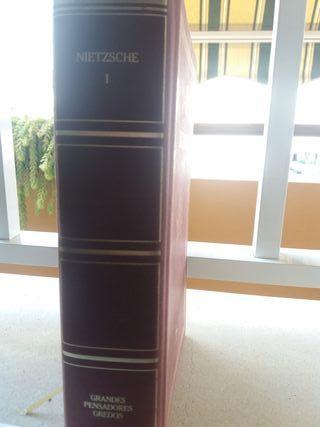 NIETZSCHE Libraco(3 obras + estudio introductorio)