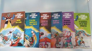 Colección Mazinger Z