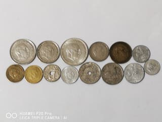 Monedas de F. Franco