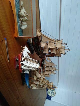 maqueta de barcos !