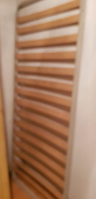 Somier de láminas de 80 x 180 cm