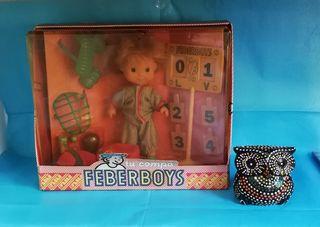 Feber Boys muñeco