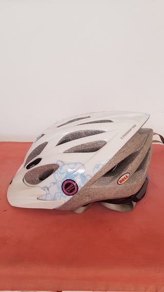 casco bici talla S