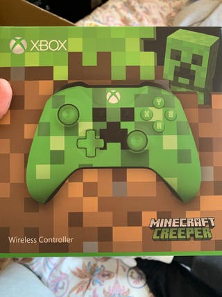 Mando minecraft Xbox One