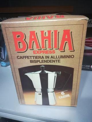 cafetera aluminio Bahia