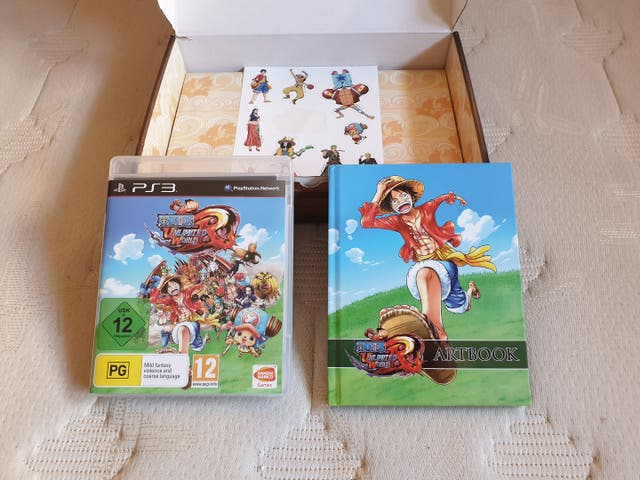 One Piece Unlimited World Red PS3