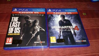 """""""The last of us"""" y """"Uncharted 4"""""""