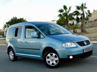 Volkswagen Caddy Life Style 1.9 TDI 105cv 7 plazas