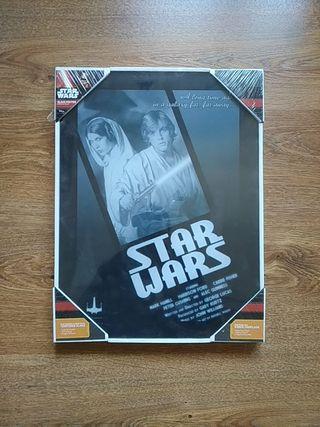 Poster de cristal templado Star Wars