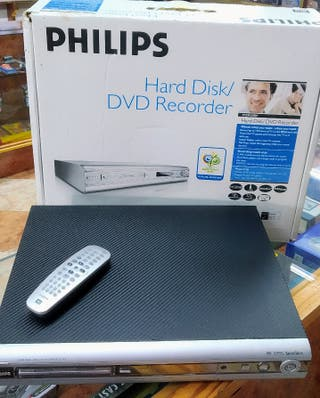 Grabador de dvd Philips 3300H