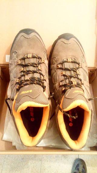 zapatillas montaña Hitec