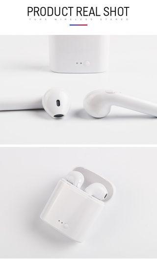 Auriculares inalámbricos Bluetooth IOS y Android