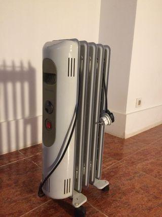 Estufa/radiador eléctrico aceite