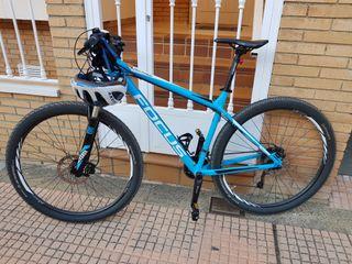 Bicicleta MDZ FOCUS Black Forest