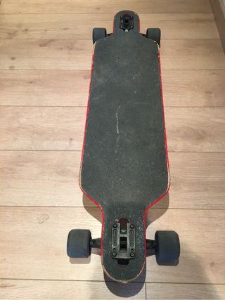 Longboard Dregs Downhill